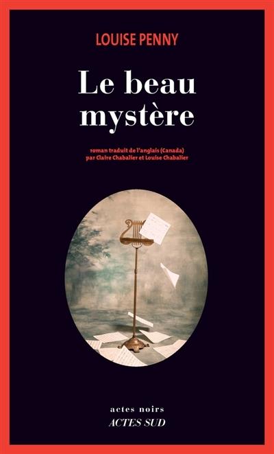 Couverture Le beau mystère