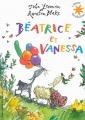 Couverture Béatrice et Vanessa Editions Gallimard  (Jeunesse) 2016