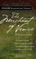 Couverture Le marchand de Venise Editions Washington Square Press 2004