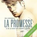 Couverture La promesse Editions Audible studios 2017