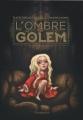 Couverture L'ombre du Golem Editions Flammarion (Jeunesse) 2017