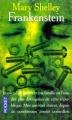 Couverture Frankenstein ou le Prométhée moderne / Frankenstein Editions Pocket 1994