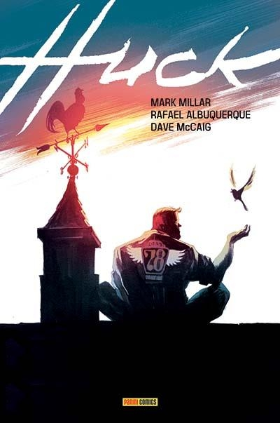 Couverture Huck, tome 1