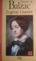 Couverture Eugénie Grandet Editions Eddl 1996