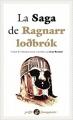 Couverture La saga de ragnar loðbrók Editions Anacharsis 2017