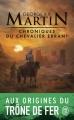 Couverture Chroniques du chevalier errant Editions J'ai lu (Science-fiction) 2017