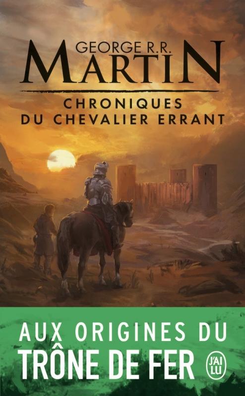 Couverture Chroniques du chevalier errant
