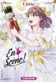 Couverture En scène !, tome 5 Editions Kurokawa (Seinen) 2017