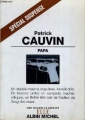 Couverture Papa Editions Albin Michel 2002
