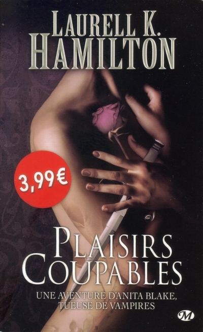 Couverture Anita Blake, tome 01 : Plaisirs coupables