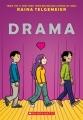 Couverture En scène ! Editions Scholastic 2012