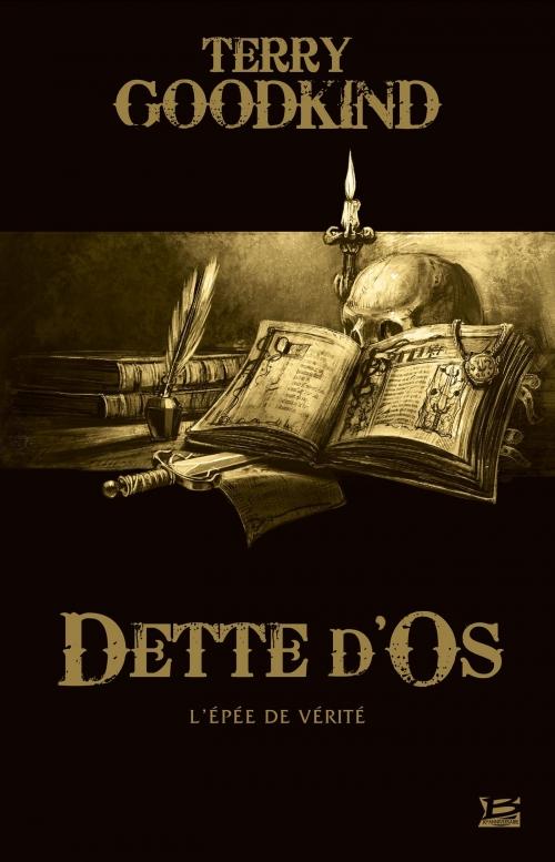 Couverture L'épée de vérité, tome 00 : Dette d'os