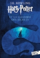 Couverture Harry Potter, tome 2 : Harry Potter et la chambre des secrets Editions Folio  (Junior) 2017