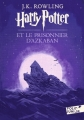 Couverture Harry Potter, tome 3 : Harry Potter et le prisonnier d'Azkaban Editions Folio  (Junior) 2017