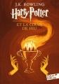 Couverture Harry Potter, tome 4 : Harry Potter et la coupe de feu Editions Folio  (Junior) 2017