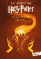 Couverture Harry Potter, tome 4 : Harry Potter et la coupe de feu Editions Folio  (Junior) 2017