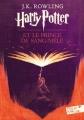 Couverture Harry Potter, tome 6 : Harry Potter et le prince de sang-mêlé Editions Folio  (Junior) 2017