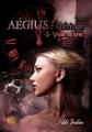 Couverture Aegius : L'héritage, tome 1 : Vision nocturne Editions Reines-Beaux 2017