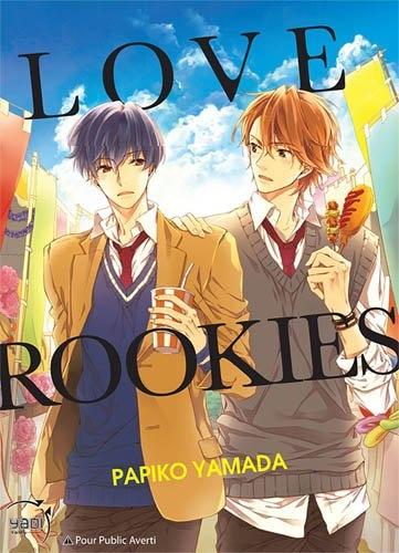 Couverture Love Rookies