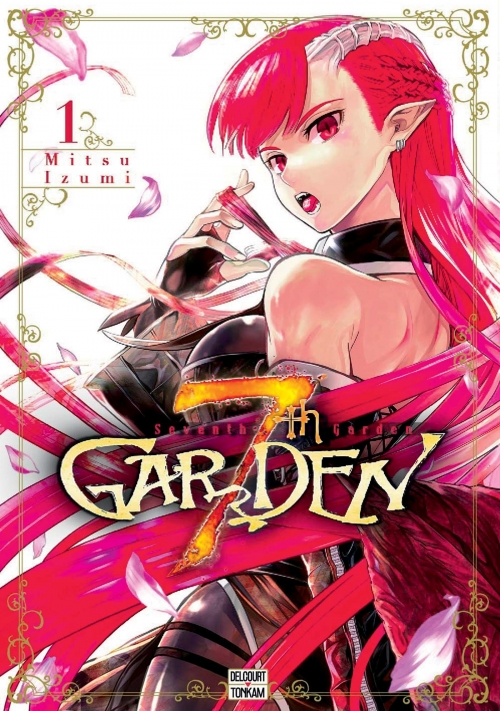 Couverture 7th Garden, tome 1