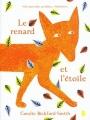 Couverture Le renard et l'étoile Editions Gallimard  2017