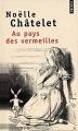 Couverture Au pays des vermeilles Editions Points 2013
