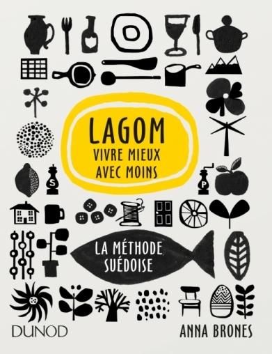 Couverture Lagom : Vivre mieux avec moins