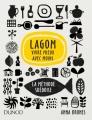 Couverture Lagom : Vivre mieux avec moins Editions Dunod (Hors Collection ) 2017