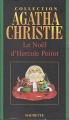 Couverture Le Noël d'Hercule Poirot Editions Hachette (Agatha Christie) 2004