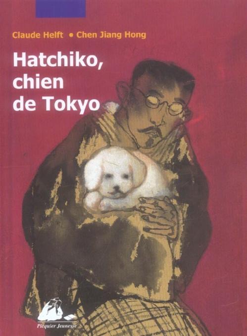 Couverture Hatchiko, chien de Tokyo