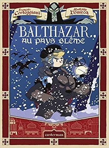 Couverture Balthazar au pays blême