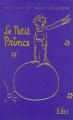Couverture Le petit prince Editions Folio  2006