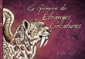 Couverture Le grimoire des étranges créatures Editions Démons & Merveilles 2017