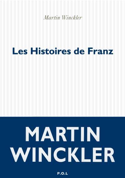 Couverture Les histoires de Franz