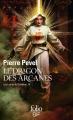 Couverture Les Lames du Cardinal, tome 3 : Le Dragon des Arcanes Editions Folio  (SF) 2015