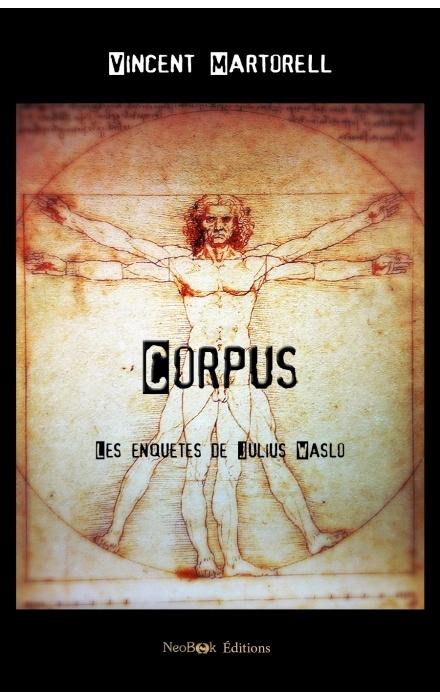 Couverture Les enquêtes de Julius Waslo, tome 1 : Corpus