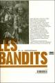 Couverture Les bandits Editions Zones 2008