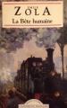 Couverture La Bête humaine Editions Maxi Poche (Classiques français) 1995