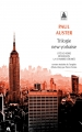 Couverture Trilogie new-yorkaise Editions Babel 2017