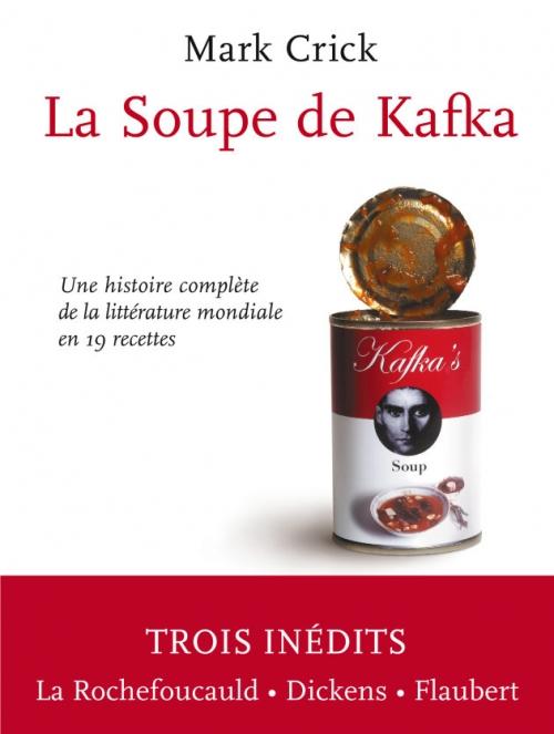 Couverture La soupe de Kafka