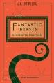 Couverture Les animaux fantastiques / Les animaux fantastiques : Vie & habitat Editions Arthur A. Levine Books 2017