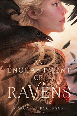 Couverture An enchantment of ravens