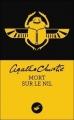 Couverture Mort sur le Nil Editions du Masque (Thrillers) 2012