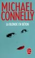 Couverture La blonde en béton Editions Le Livre de Poche 2016