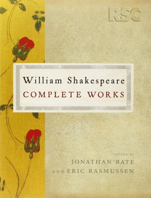 Couverture The Royal Shakespeare Company : William Shakespeare Complete Works