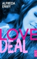 Couverture Love deal, tome 1 Editions Harlequin (FR) (HQN) 2017