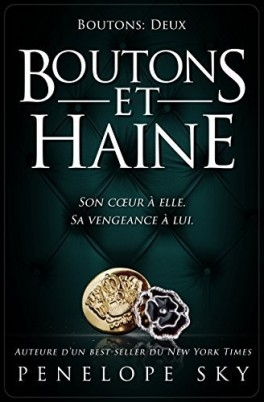 Couverture Boutons, tome 2 : Boutons et haine
