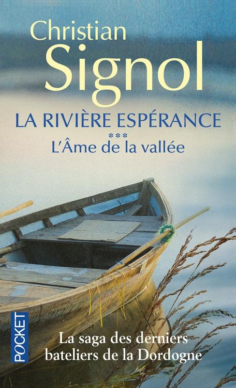 Couverture La rivière Espérance, tome 3 : L'âme de la vallée