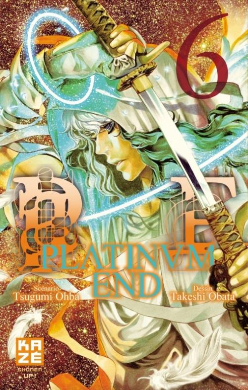 Couverture Platinum end, tome 6