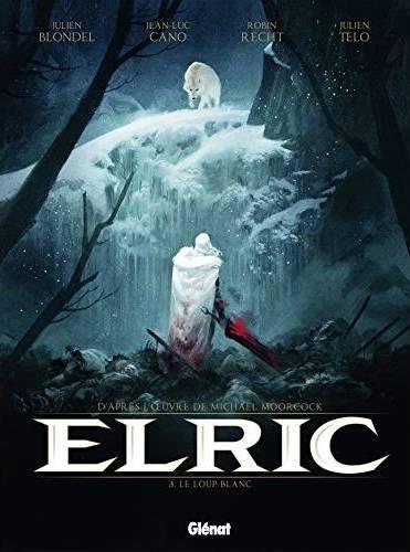 Couverture Elric, tome 3 : Le loup blanc